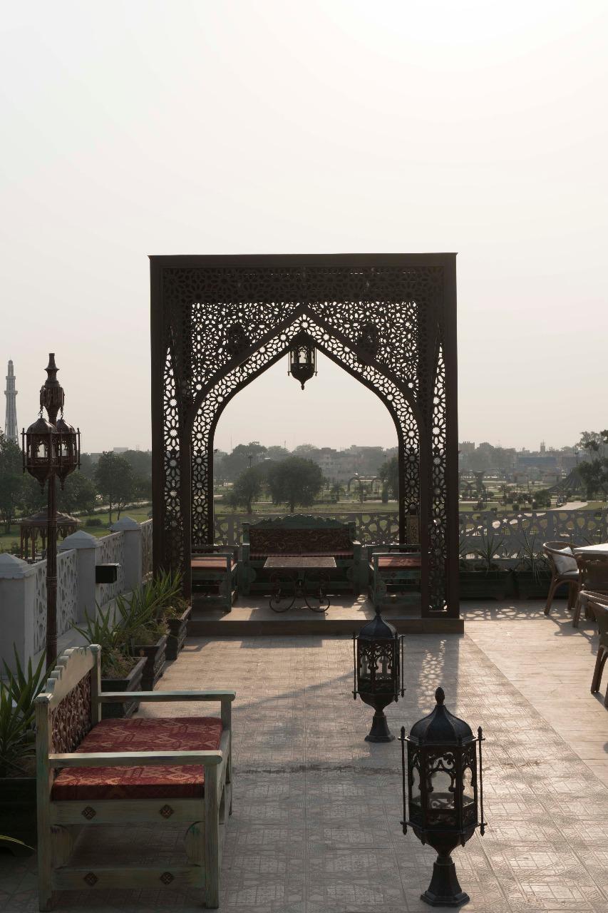 Rooftop Restaurants in Lahore