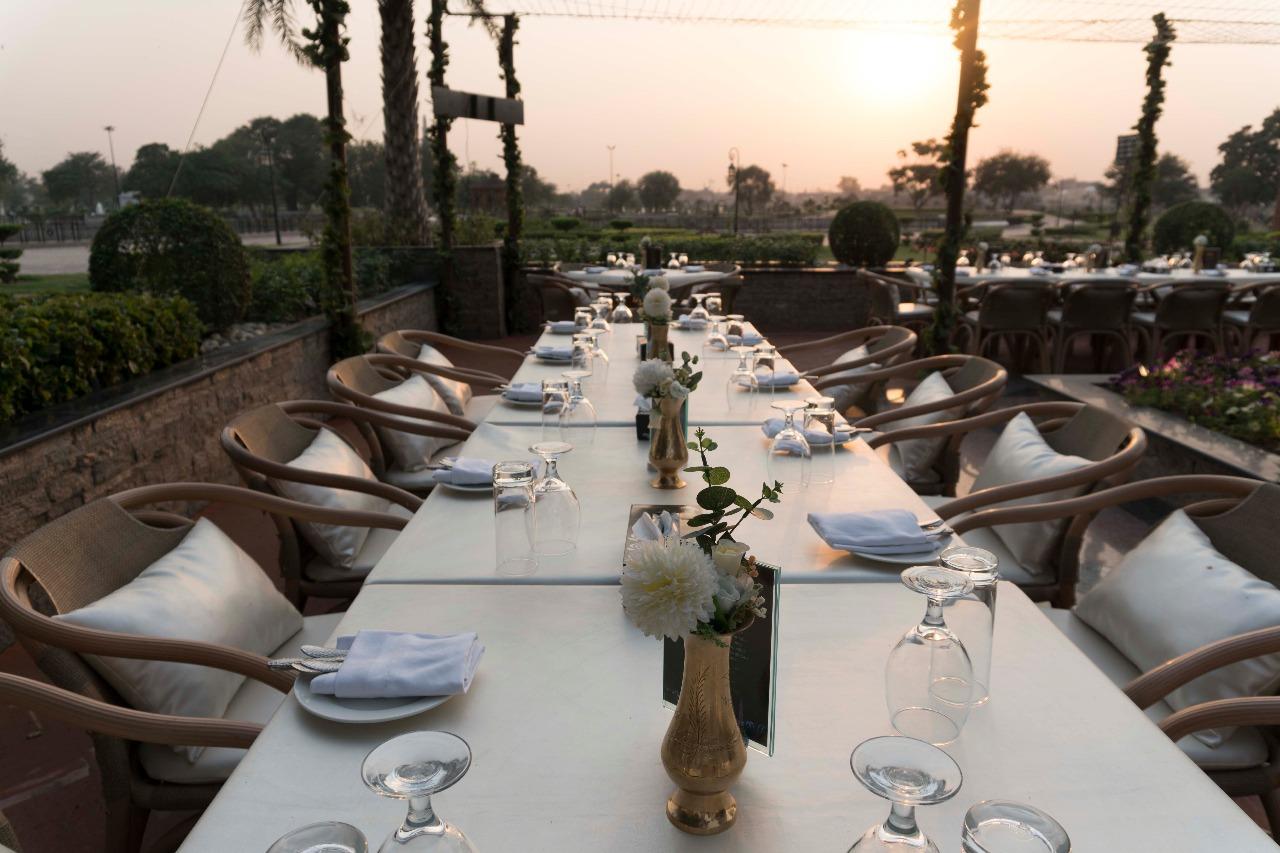 Andaaz Restaurant Lahore