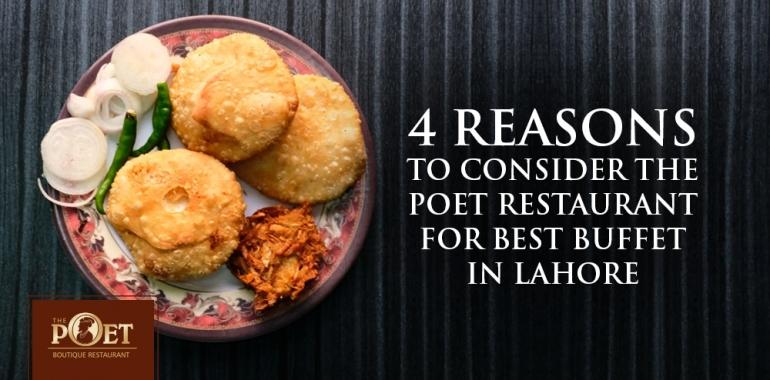 Best Buffet Restaurant in Lahore