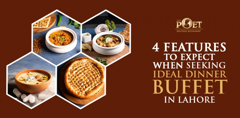 Ideal Dinner Buffet in Lahore