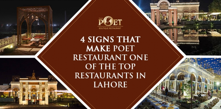 Top Restaurants in Lahore