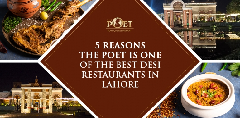 Desi Restaurants in Lahore