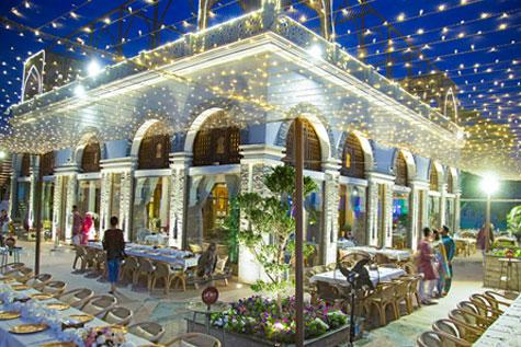 The Poet Restaurant Lahore