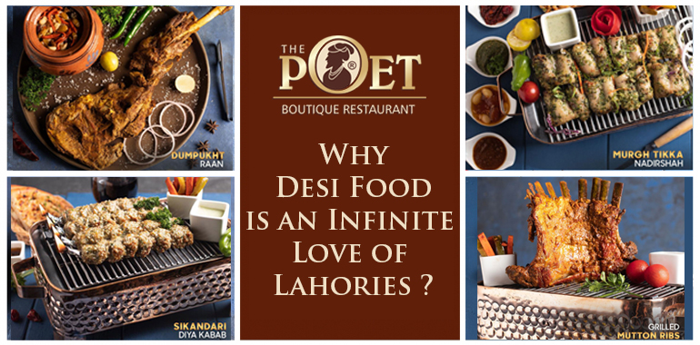 Dasi Food and Poet Restaurant Lahore